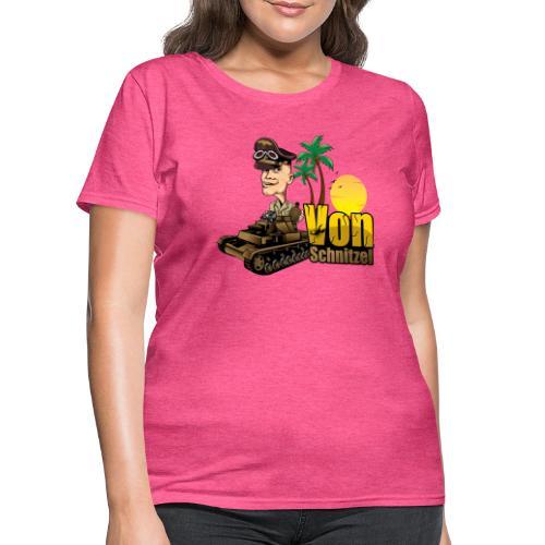 Von Schnitzel Afrika - Women's T-Shirt