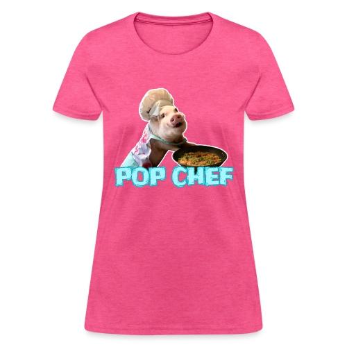Pop Chef - Women's T-Shirt