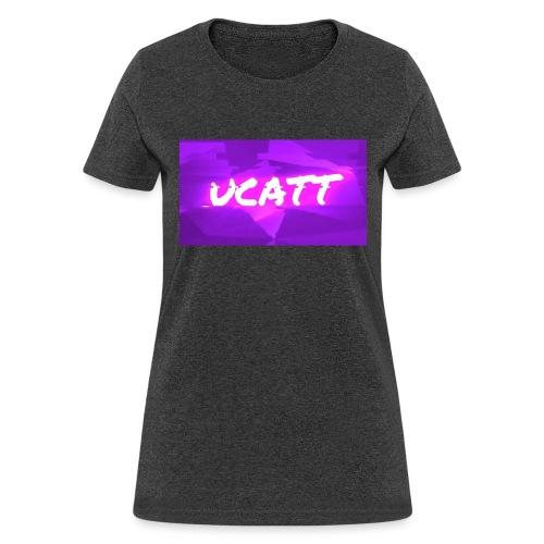 UCATT Logo - Women's T-Shirt