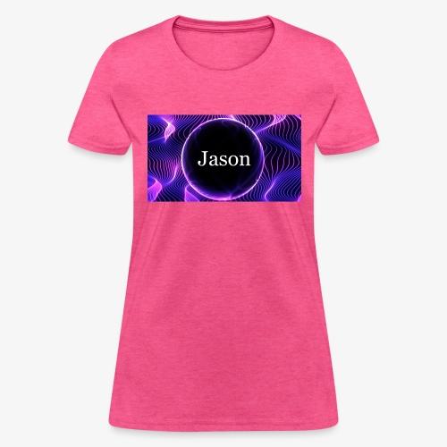 Jason of Darkness - Women's T-Shirt