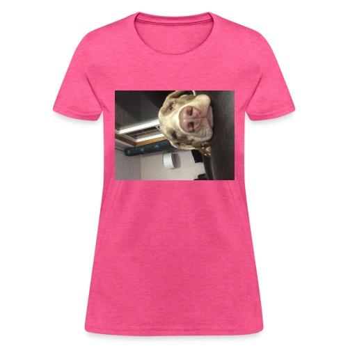 Finn Sideways On The Couch Merch - Women's T-Shirt
