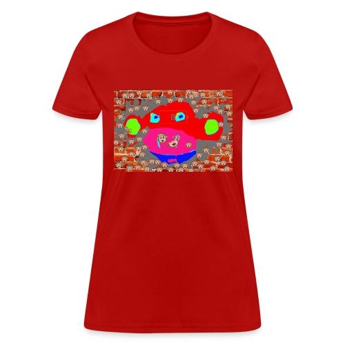 monkey by brax - Women's T-Shirt