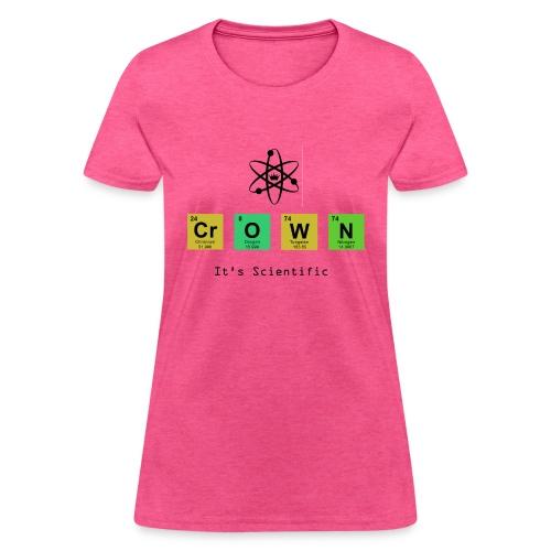 Crown Elements Image - Women's T-Shirt