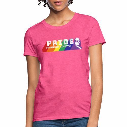 Pride Logo2 - Women's T-Shirt