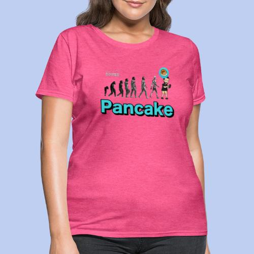 Evolucion del Hombre Cake - Women's T-Shirt