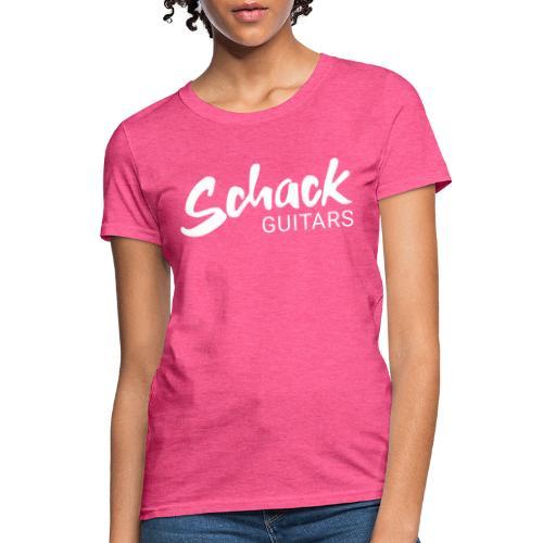 Schack Guitars - Women's T-Shirt