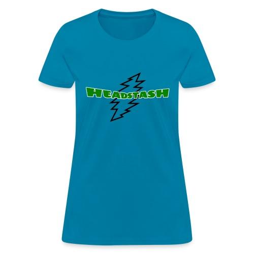 Headstash T / no quote - Women's T-Shirt