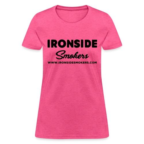 Classic Logo - Black - Women's T-Shirt