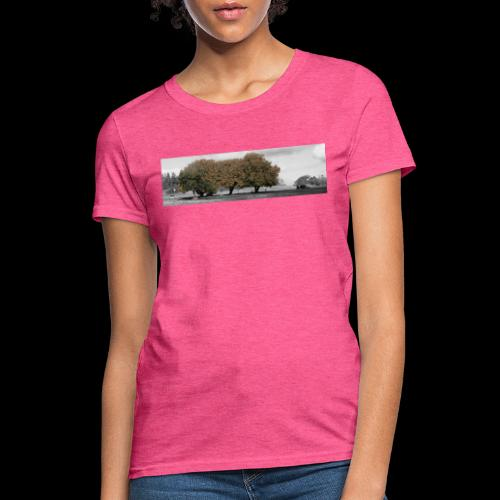 Fall colours - Women's T-Shirt