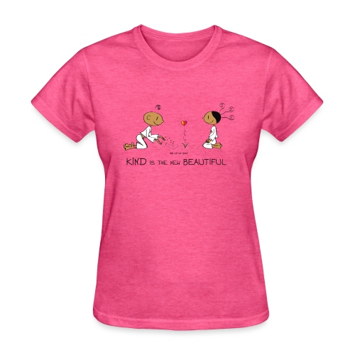 Kind is the new beautiful - Women's T-Shirt
