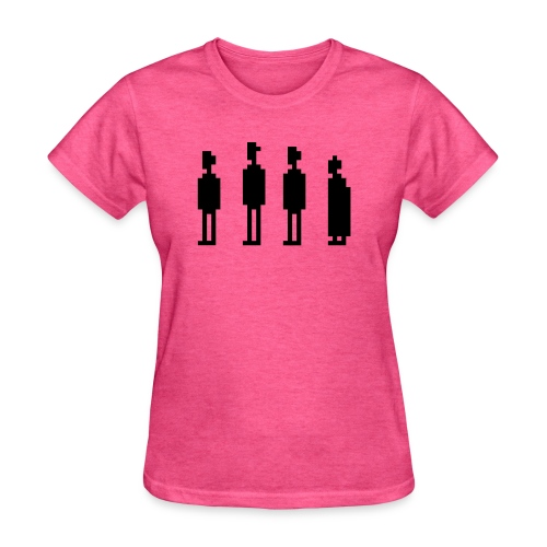 four - Women's T-Shirt