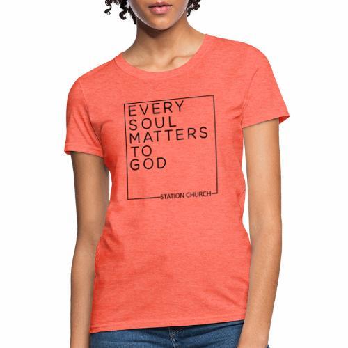 ESMTG Black - Women's T-Shirt