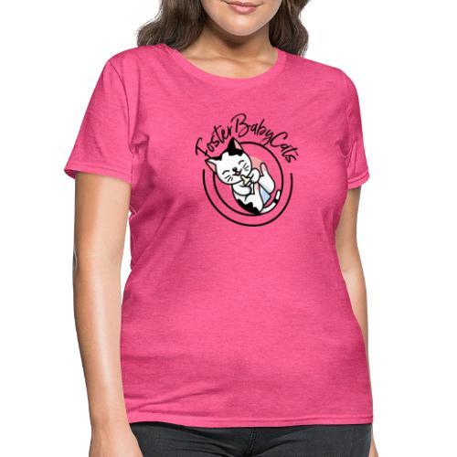 FosterBabyCats Logo - Women's T-Shirt