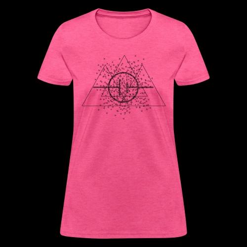 TRICEPTION - Women's T-Shirt