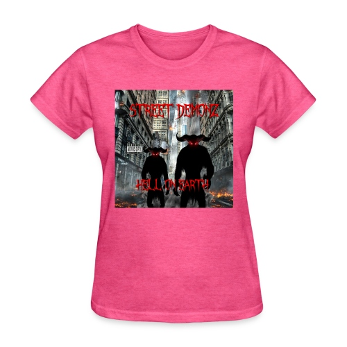 STREET DEMONZ 2.0 ALBUM COVER - Women's T-Shirt