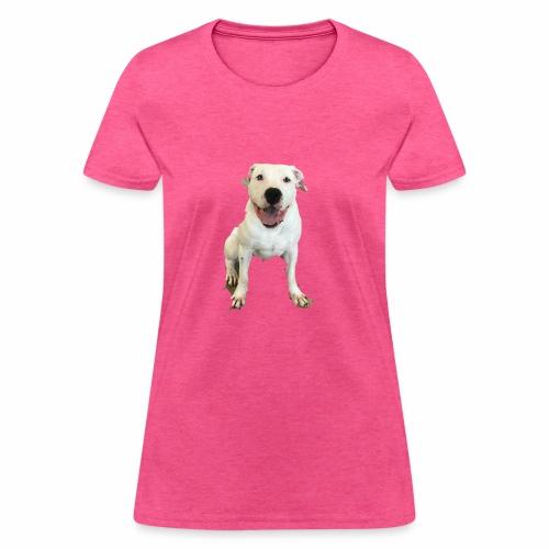 bentley The american bull dog merch - Women's T-Shirt