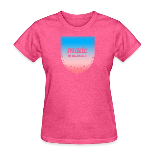 Made in Awesome - Women's T-Shirt
