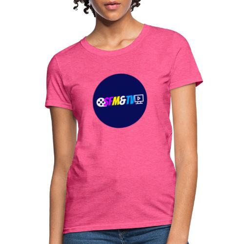 SFM&TV | ScienceFictionMoviesTV.Com - Women's T-Shirt