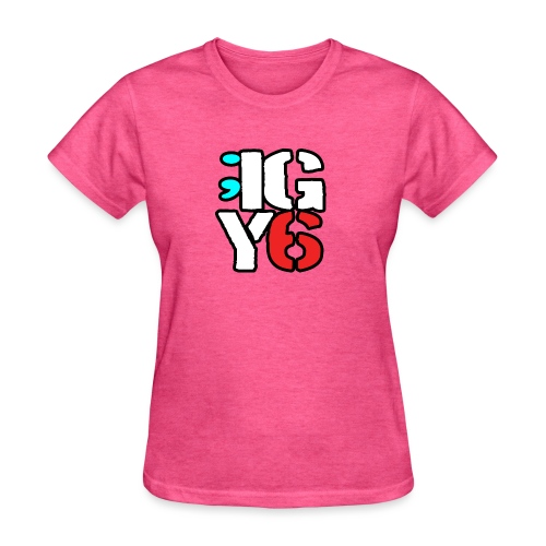 Team IGY6 Gaming Official - Women's T-Shirt