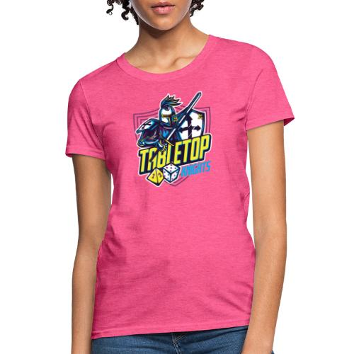 Tabletop Knights - Women's T-Shirt