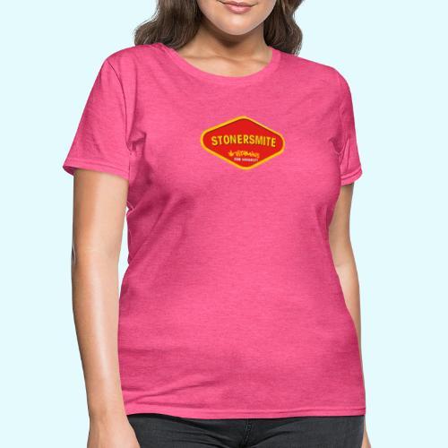 Stonersmite - Women's T-Shirt