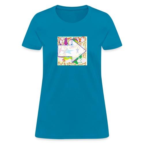 shapes - Women's T-Shirt