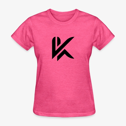 Kontrol Nation Logo Shirts - Women's T-Shirt