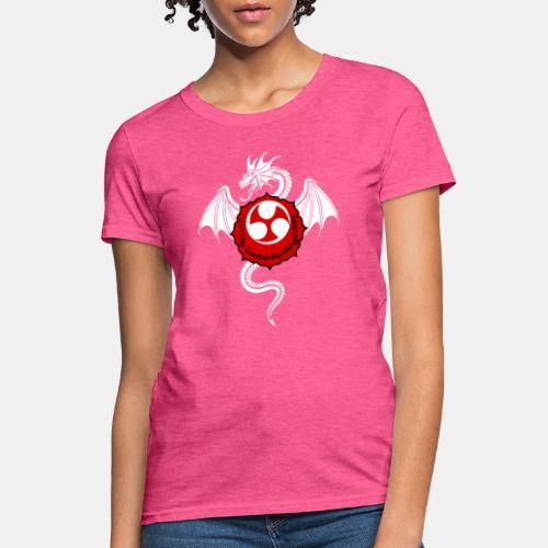 Dragon (W) - Larose Karate - Design Contest 2017 - Women's T-Shirt