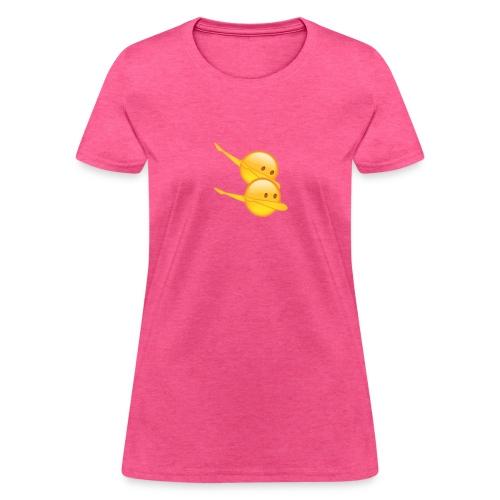 Dab Face Meme - Women's T-Shirt