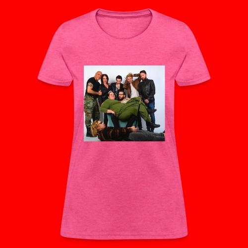 Savage Family Christmas Card P. 2 - Women's T-Shirt