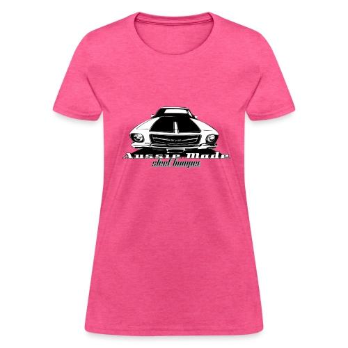 HQ STEEL BUMPER - Women's T-Shirt
