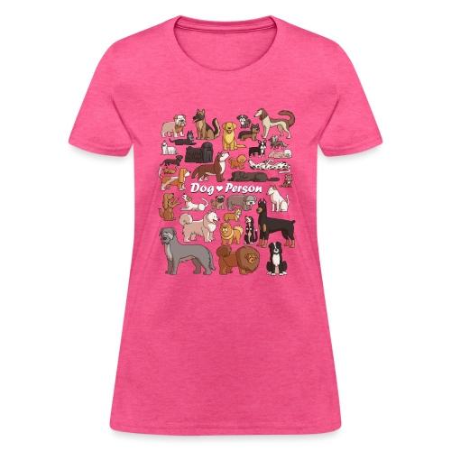 Dog Person T-shirt - Women's T-Shirt