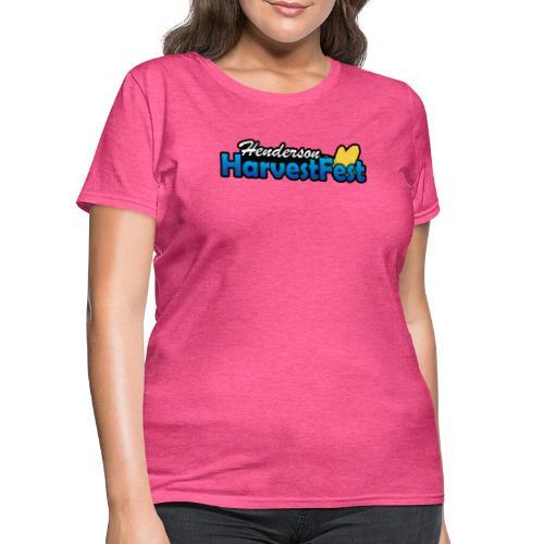 Henderson Harvest Fest - Women's T-Shirt