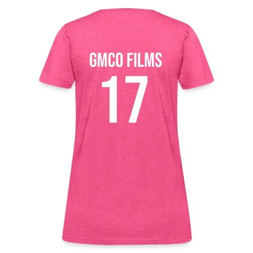 GMco Films Team Jersey (17) - Women's T-Shirt