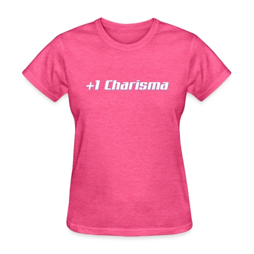 Charisma (Blue) - Women's T-Shirt
