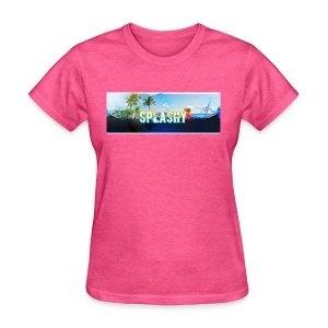 SPLASHY DROWNING OCEAN - Women's T-Shirt