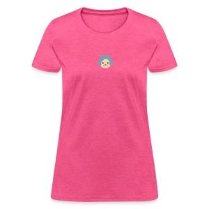 Grandma Emoticon Shirt - Women's T-Shirt