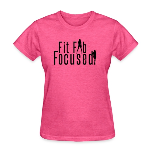 Fit Fab Focused Tee - Women's T-Shirt