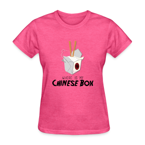 Chinese Box - Women's T-Shirt