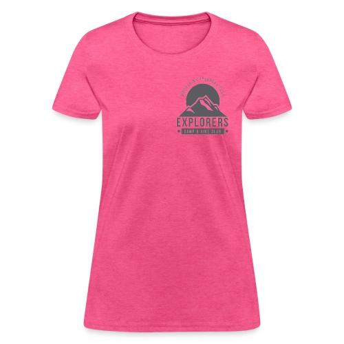 explorer - Women's T-Shirt