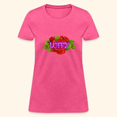 flower Luffy - Women's T-Shirt