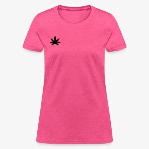 weed shirt - Women's T-Shirt