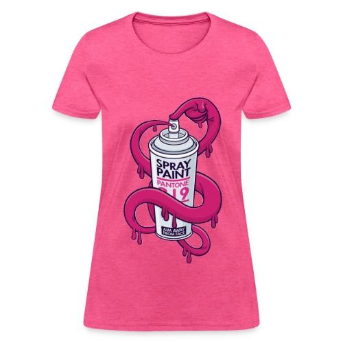 SPRAY PAINT T-shirt - Women's T-Shirt