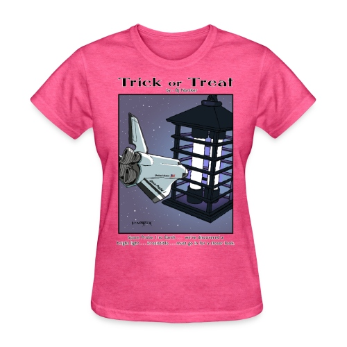 19 Space Shuttle Zapper - Women's T-Shirt