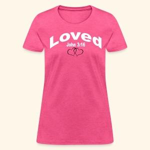 loved - Women's T-Shirt
