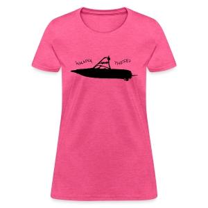 A little help - Women's T-Shirt