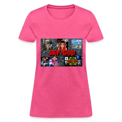 JGOD MERCH - Women's T-Shirt