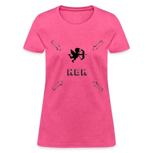 Heart Break Kid - Women's T-Shirt