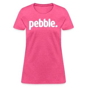Pebble. V2 - Women's T-Shirt
