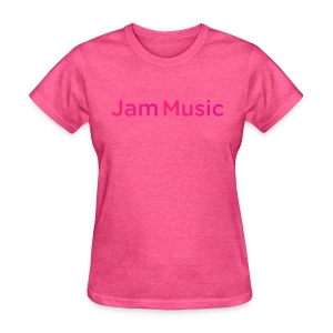 Jam Music - Women's T-Shirt